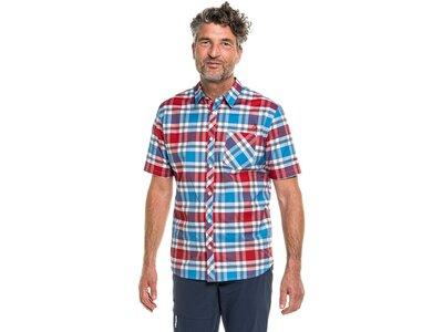 SCHÖFFEL Herren Hemd Shirt Calanche M Grau
