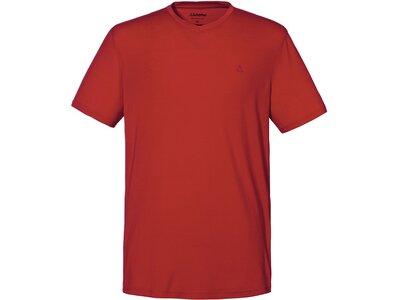 SCHÖFFEL Herren Shirt T Shirt Hochwanner M Rot