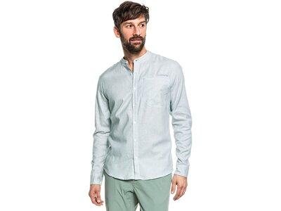 SCHÖFFEL Herren Hemd Shirt Dewsbury M Silber