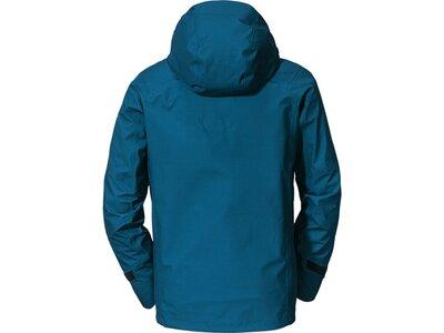 SCHÖFFEL Herren Jacke 3L Sass Maor M Blau