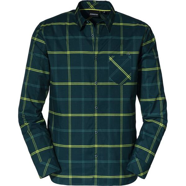 SCHÖFFEL Herren Shirt Ponta Verde M