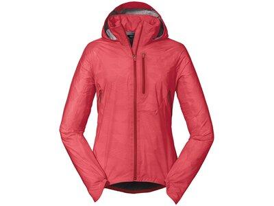 SCHÖFFEL Damen Jacke unwattiert 2.5L Jacket Bohusleden L Rot