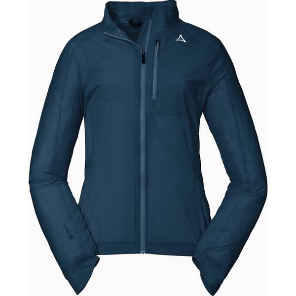 SCHÖFFEL Damen Jacke unwattiert 2.5L Jacket Bianche L