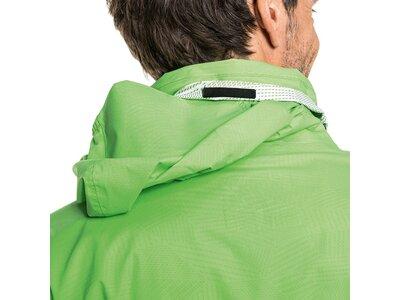 SCHÖFFEL Herren Jacke unwattiert 2.5L Jacket Bohusleden M Grün