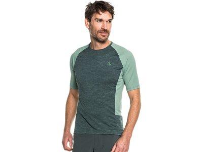 SCHÖFFEL Herren Trickots Shirt Auvergne M Grau