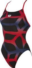 ARENA Damen Trainings Badeanzug Spider Booster Back für Athletinnen