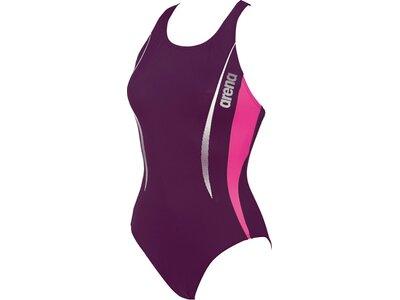ARENA Damen Schwimmanzug arena Damen Sport Badeanzug Reindel Rot