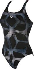 ARENA Damen Sport Badeanzug Spider Swim Pro