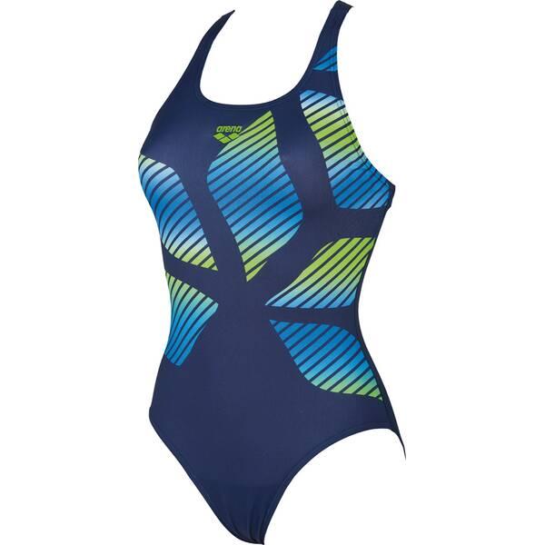 ARENA Damen Schwimmanzug arena Damen Sport Badeanzug Spider Placed