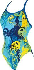 ARENA Damen Schwimmanzug arena Damen Trainings Badeanzug Underwater für Athletinnen