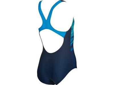 ARENA Mädchen Sport Badeanzug Phenix Blau