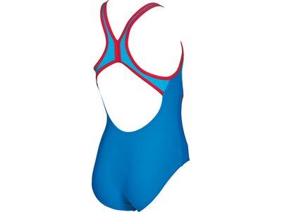 ARENA Mädchen Sport Badeanzug Hypnos Blau