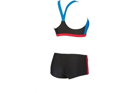 ARENA Damen Sport Bikini Rem Schwarz
