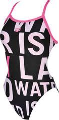 ARENA Damen Trainings Badeanzug Manifesto für Athletinnen