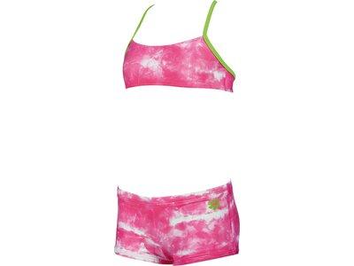 ARENA Mädchen Bikini Clouds Pink