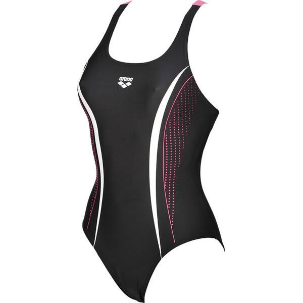 ARENA Damen Sport Badeanzug Sharp