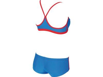 ARENA Damen Sport Bikini Hyper Blau