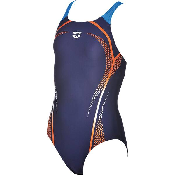 ARENA Mädchen Sport Badeanzug Modular