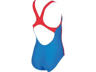 ARENA Mädchen Sport Badeanzug Hyper Blau