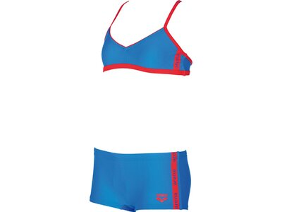 ARENA Mädchen Bikini Hyper Blau