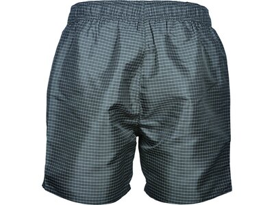 ARENA Herren Badeshort Yarn Dyed Boxer Grau