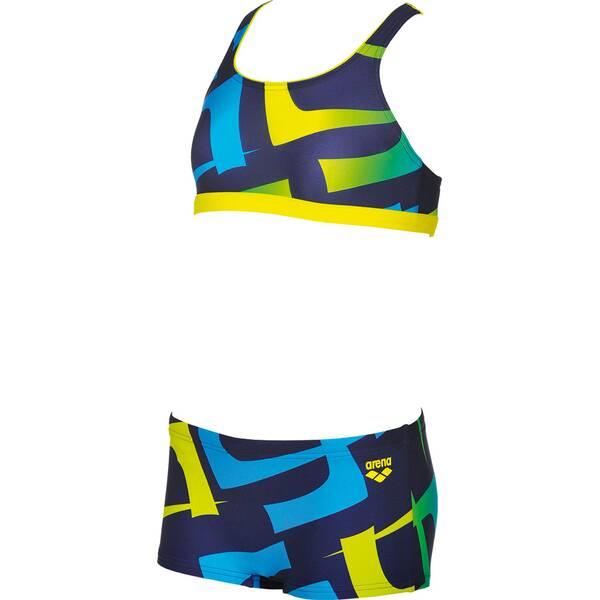 ARENA Kinder Sport Bikini Scrawl