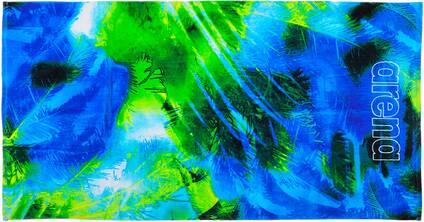 ARENA Baumwoll Handtuch groß Palm