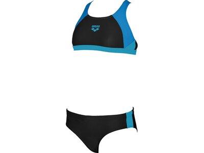 ARENA Mädchen Sport Bikini Ren Schwarz