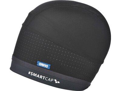 ARENA Badekappe Smartcap Swimming Grau