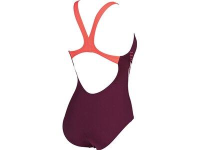 ARENA Damen Sport Badeanzug Fluids Rot