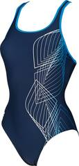 ARENA Damen Schwimmanzug W SMOOTHNESS ONE PIECE B