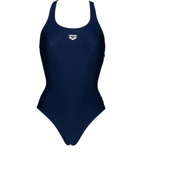 Bademode - ARENA Damen Sport Badeanzug Team Fit › Blau  - Onlineshop Intersport