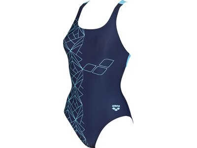 ARENA Damen Schwimmanzug ESCHER SWIM PRO ONE PIECE Blau