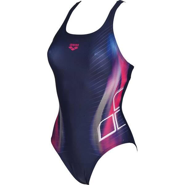 Bademode - ARENA Damen Badeanzug Briza › Blau  - Onlineshop Intersport