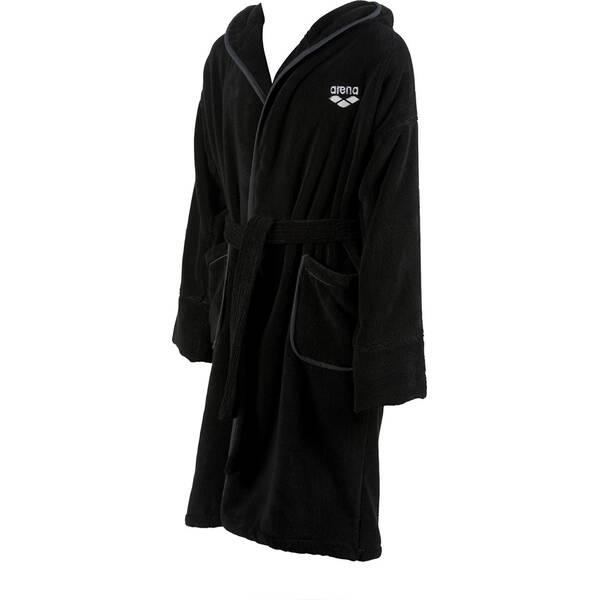 ARENA Herren Bademantel Soft Robe Premium