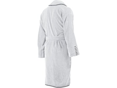 ARENA Damen Bademantel Premium Soft Robe Grau