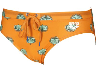 ARENA Herren Badehose Slip Bahamas Orange