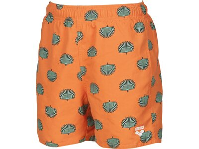 ARENA Jungen Badeshorts Bahamas Boxer Orange