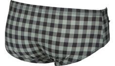 Vorschau: ARENA Herren Badehose Slip Small Checks