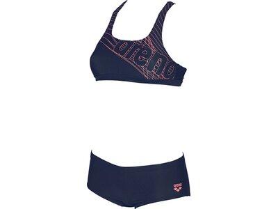 ARENA Damen Sport Bikini Altair Blau