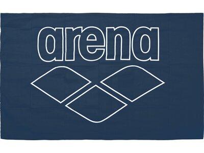 arena Mikrofaser Handtuch Pool Smart Blau