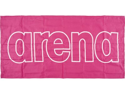 arena Mikrofaser Handtuch Gym Smart Pink