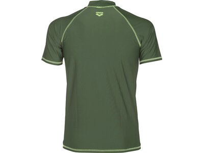 ARENA Herren Sonnenschutz Shirt Grau
