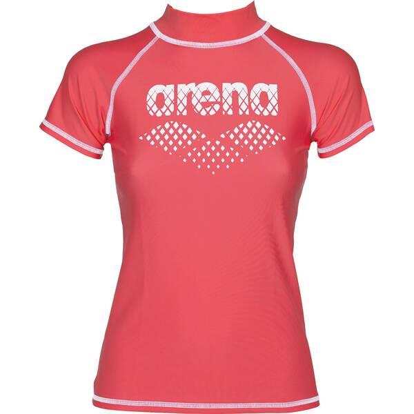 ARENA Damen Sonnenschutz Shirt