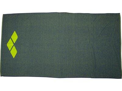 ARENA Strand Handtuch 2-Way Grau