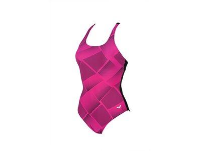ARENA Damen Bodylift Badeanzug Ada B-Cup Pink