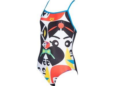 ARENA Kinder Schwimmanzug G ASAMI LIGHT DROP BACK Grau