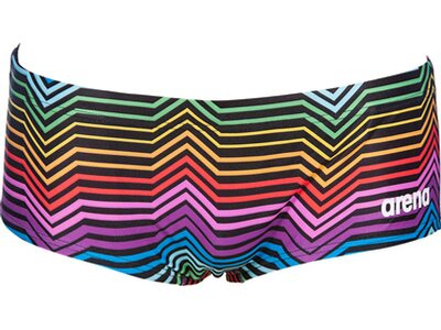 ARENA Badehose MULTICOLOR STRIPES LOW WAIST Pink