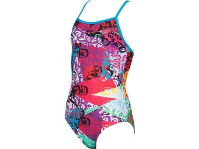 ARENA Kinder Schwimmanzug CRAZY IGHT DROP Lila