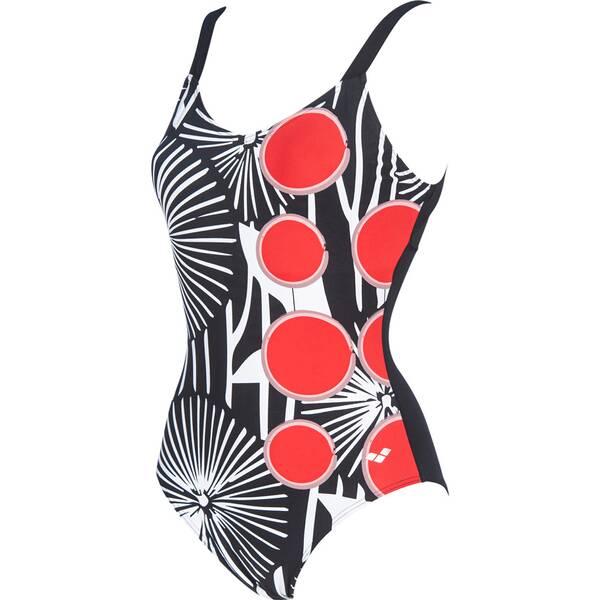 Bademode - ARENA Damen Badeanzug NORI › Pink  - Onlineshop Intersport